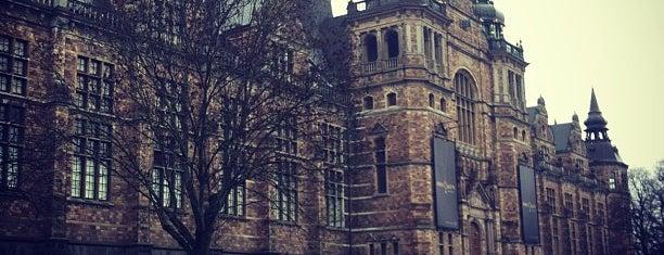Nordiska museet is one of Afternoon Tea in Sthlm.