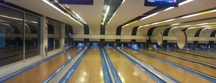 SVM Bowling Alley is one of My Hit List.