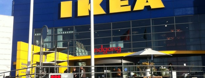 IKEA is one of All-time favorites in Denmark.