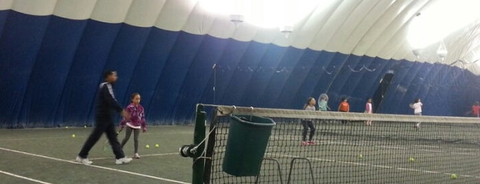 Prospect Park Tennis Center is one of Favorite Great Outdoors.