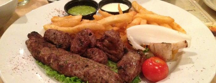Aladdin's Hookah Bar and Restaurant is one of Top Ten Fredericksburg Restaurants.