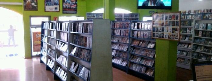 Videoclub Oz Evolution is one of Video Clubs & Games Shop de la Comarca Lagunera.