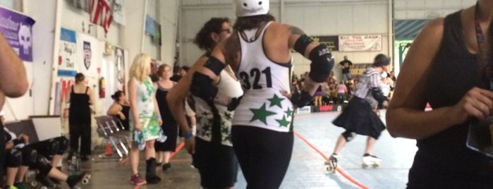 Rose City Rollers is one of PDX To-Do.