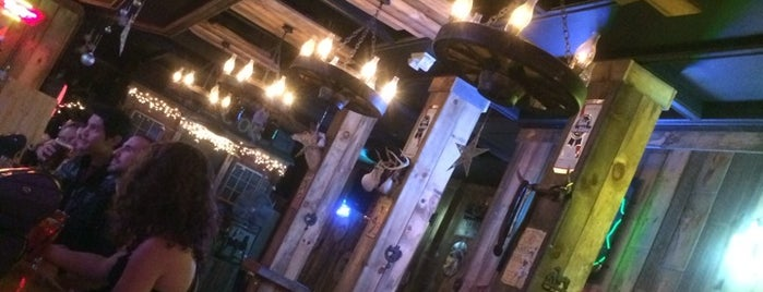 Rocking Horse Saloon is one of burrs.