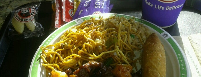 Panda Express is one of Yay food!.