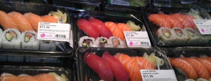 Mai Sushi is one of Bento (NY).