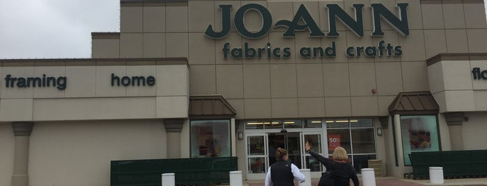 Jo Ann Fabrics And Crafts Countryside Il