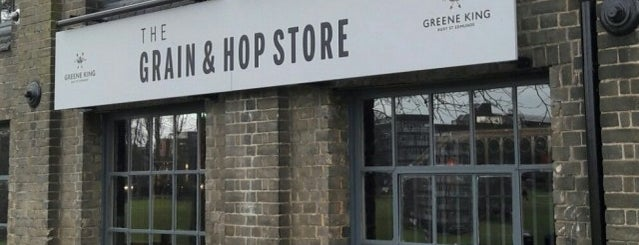 Grain & Hop Store is one of Must-visit Food or Drink in Cambridge.