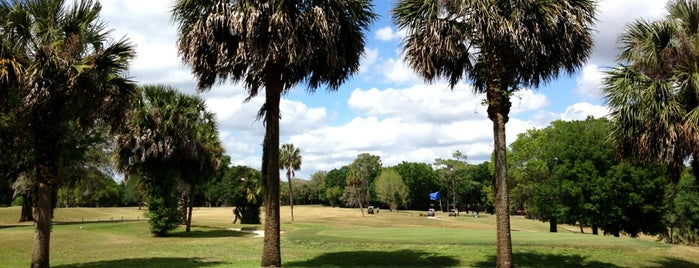 Mount Dora Golf Club is one of my new longer done list.