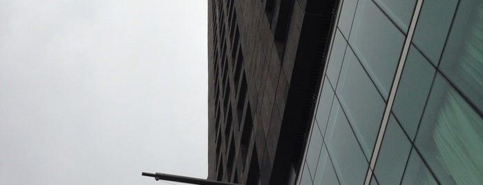 W Mexico City is one of Rascacielos en la Ciudad de México..
