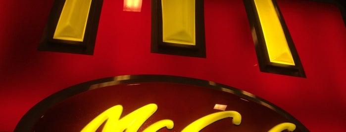 McDonald's / McCafé is one of Top picks for Fast Food Restaurants.
