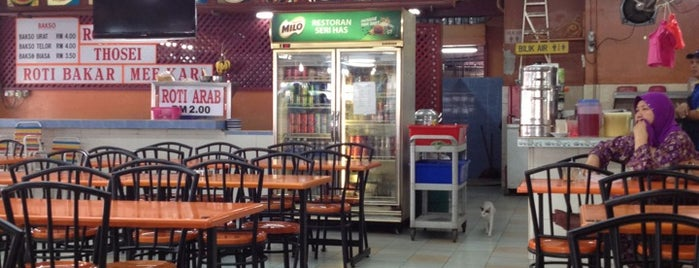 Restoran Seri Has is one of Makan @ Shah Alam/Klang #1.