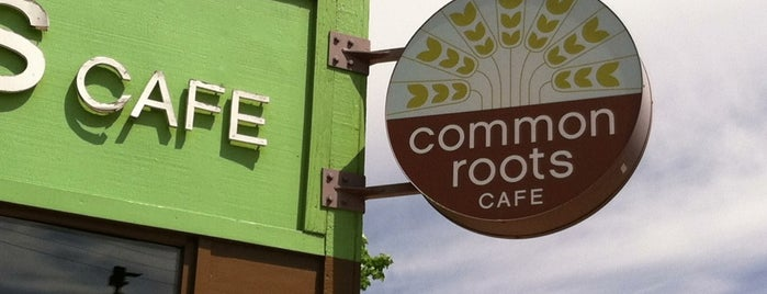 Common Roots Cafe is one of Top 10 favorites places in Minneapolis, MN.