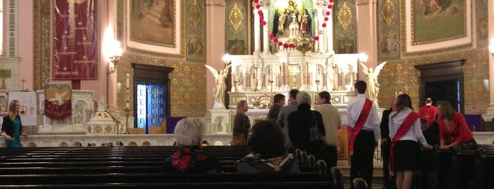 St. Casimir Catholic Church is one of 50 Years of Baltimore Preservation Award Winners.