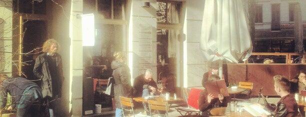 Café Anna Blume is one of Berlin - insider travel tips.