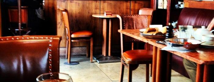 Café Einstein is one of Berlin to do.