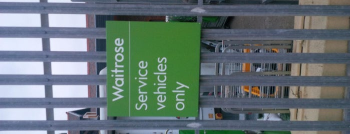 Waitrose is one of Top picks for Food and Drink Shops.