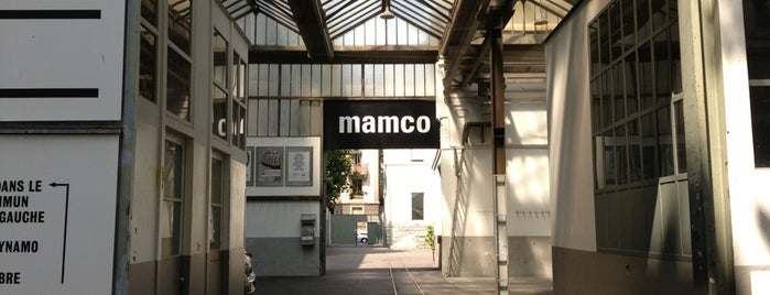 MAMCO - Musée d'Art Moderne et Contemporain Genève is one of WATM Culture.