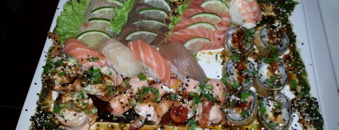 Imai Sushi House is one of Bento Badge - Places in Natal.