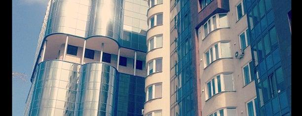 Атомстройкомплекс is one of Где найти БЖ в Екатеринбурге.
