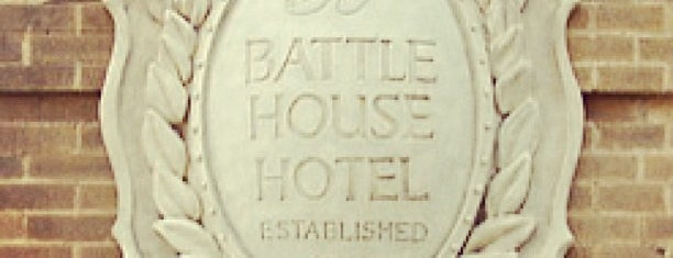 The Battle House Renaissance Mobile Hotel & Spa is one of Ren.