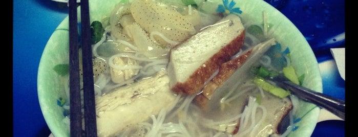 Bún Cá Năm Beo is one of Must-visit Food in Nha Trang.