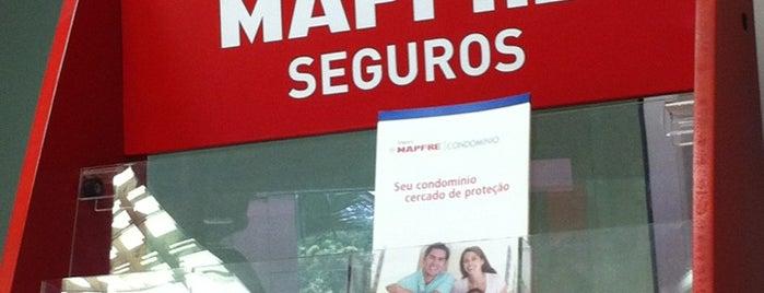 Mapfre Seguros is one of Pontos de carona.