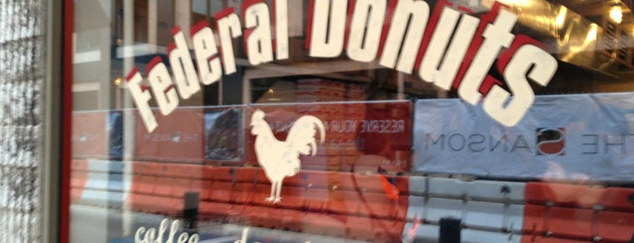 Federal Donuts is one of Awesome places!.