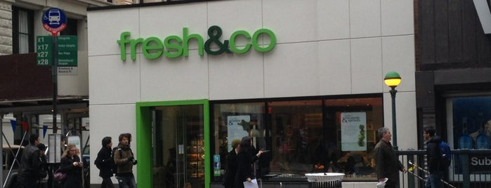 Fresh & Co. is one of Awesomest Spots NYC & Beyond.