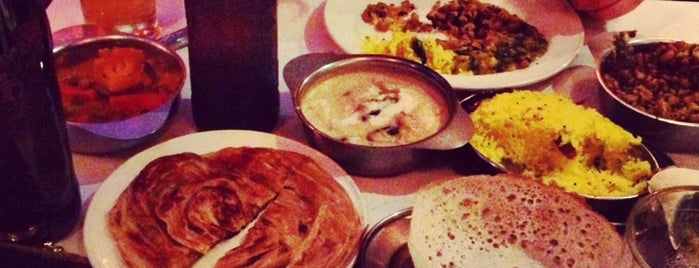 Rasa is one of Trying food from different countries in London.