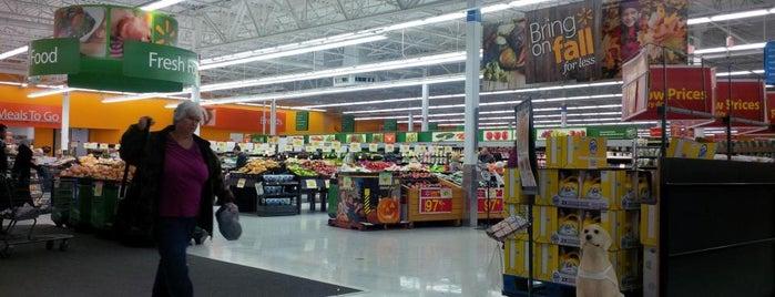 Walmart Supercentre is one of Kanata.