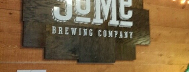 SoMe Brewing Company is one of New England Breweries.