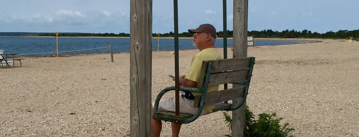 Orient Beach State Park is one of Guide to East Marion's best spots.