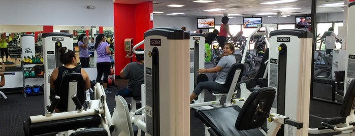 Lucille Roberts is one of Lucille Roberts Gyms.