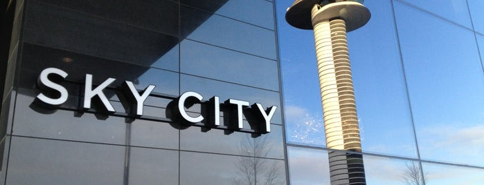 SkyCity is one of Airports - Sweden.