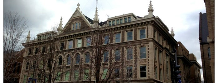 Johnston Hall is one of Be The Difference (Marquette University).