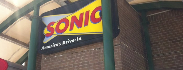SONIC Drive In is one of Recycle Hotspots.