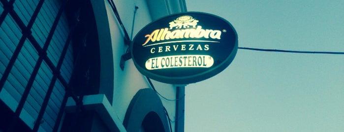 """Casa Joaquín """"El Colesterol"""" is one of Favourite Restaurants (Spain)."""