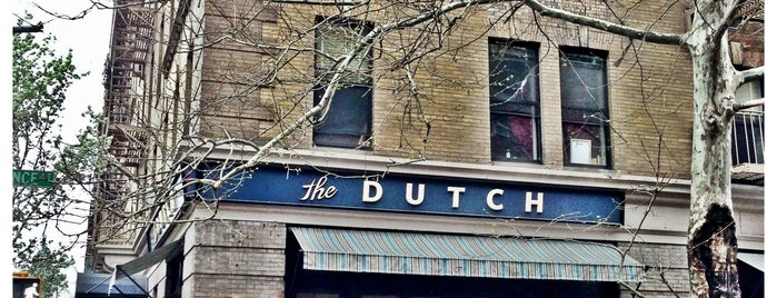 The Dutch is one of Spots to visit.