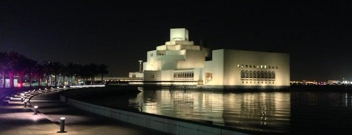 Museum of Islamic Art Park | حديقة متحف الفن الإسلامي is one of My Doha..