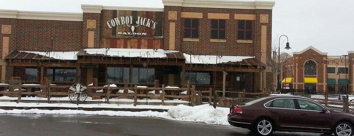 Cowboy Jack's Saloon is one of Local Nightlife.