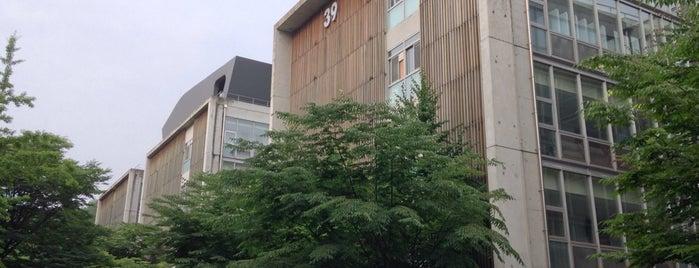 서울대학교 44-1동 신양학술정보관 is one of Seoul Natl Univ.