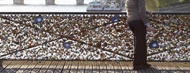 Pont des Arts is one of Paris, FR.