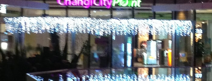 Changi City Point is one of Retail Therapy Prescriptions.