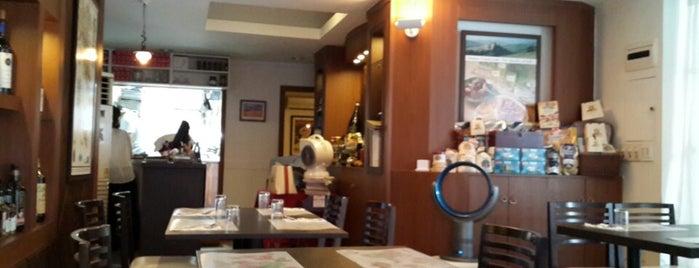 마리또 에 몰리에 (Marito e Moglie) is one of Itaewon food.