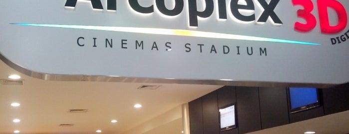 Cinemas Arco Íris is one of Arcoiris e Arcoplex Cinemas.