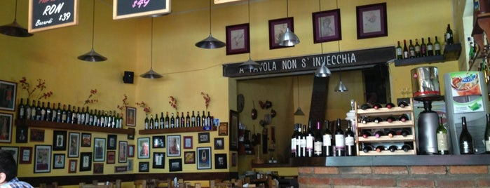 Osteria 10 is one of Food.