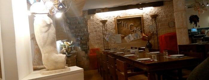 Café Café is one of Cerca de espacio COworking.
