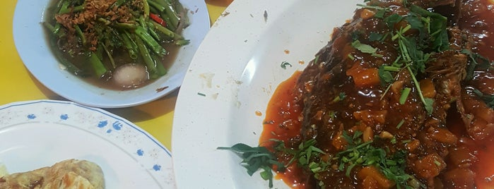 Restoran Sajian Murni is one of restaurant.