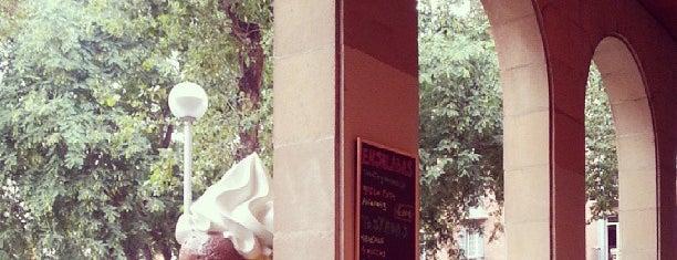 Pla dels Àngels is one of My restaurants :).